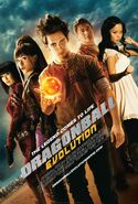 Dragonball - evolution poster
