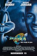 Space Jam Poster US