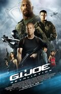GI Joe Retaliation - Poster