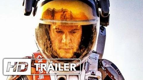 MARTE (THE MARTIAN) Nuevo Tráiler Ya en cines