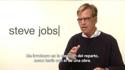 STEVE JOBS - Entrevista a Aaron Sorkin