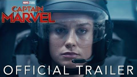 Capitana Marvel - Trailer 1 Español Latino