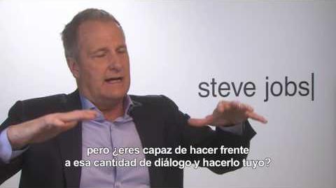 STEVE JOBS - Entrevista a Jeff Daniels