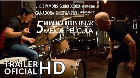 WHIPLASH. Tráiler Oficial en español. Ya en cines. Sony Pictures España.