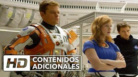 """MARTE (The Martian) Featurette """"Tres Mundos"""" Ya en cines"""