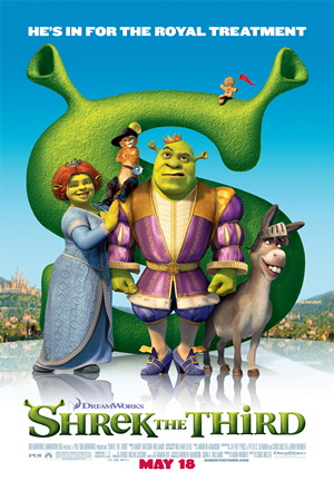Shrek the Third (2007; animated)