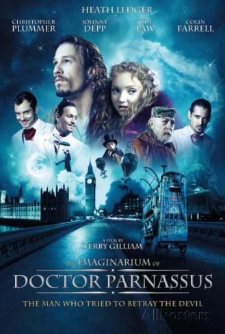The Imaginarium of Dr. Parnassus (2009)
