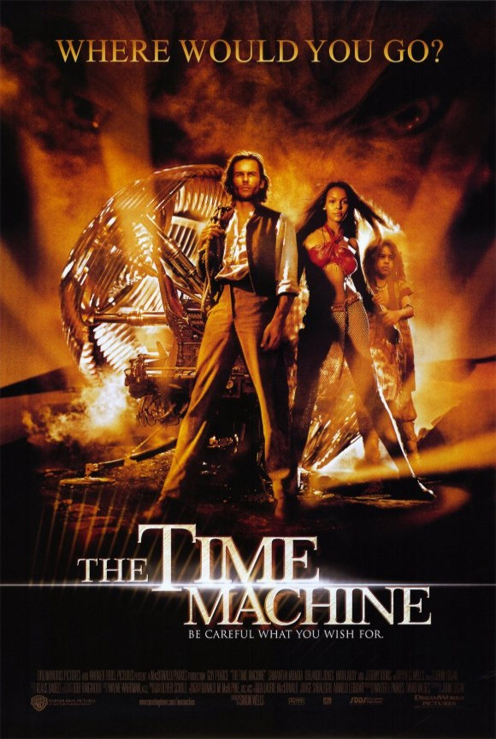 The Time Machine (2002)