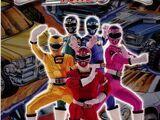 Power Rangers Turbo (1997 series)