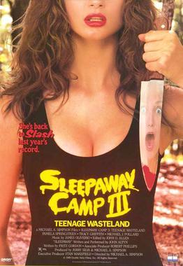 Sleepaway Camp III: Teenage Wasteland (1989)