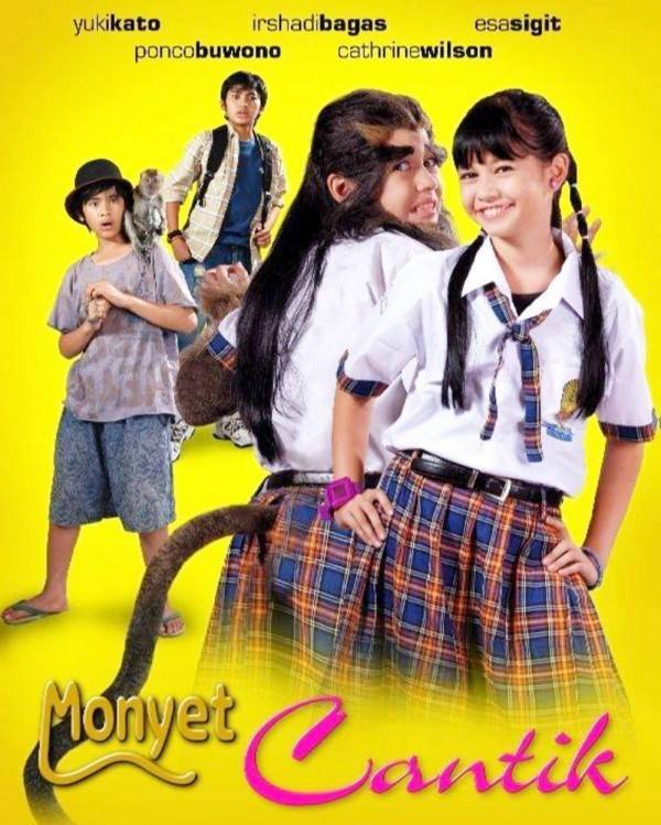 Monyet Cantik (2007 series)