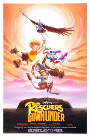 The Rescuers Down Under (1990; animated)