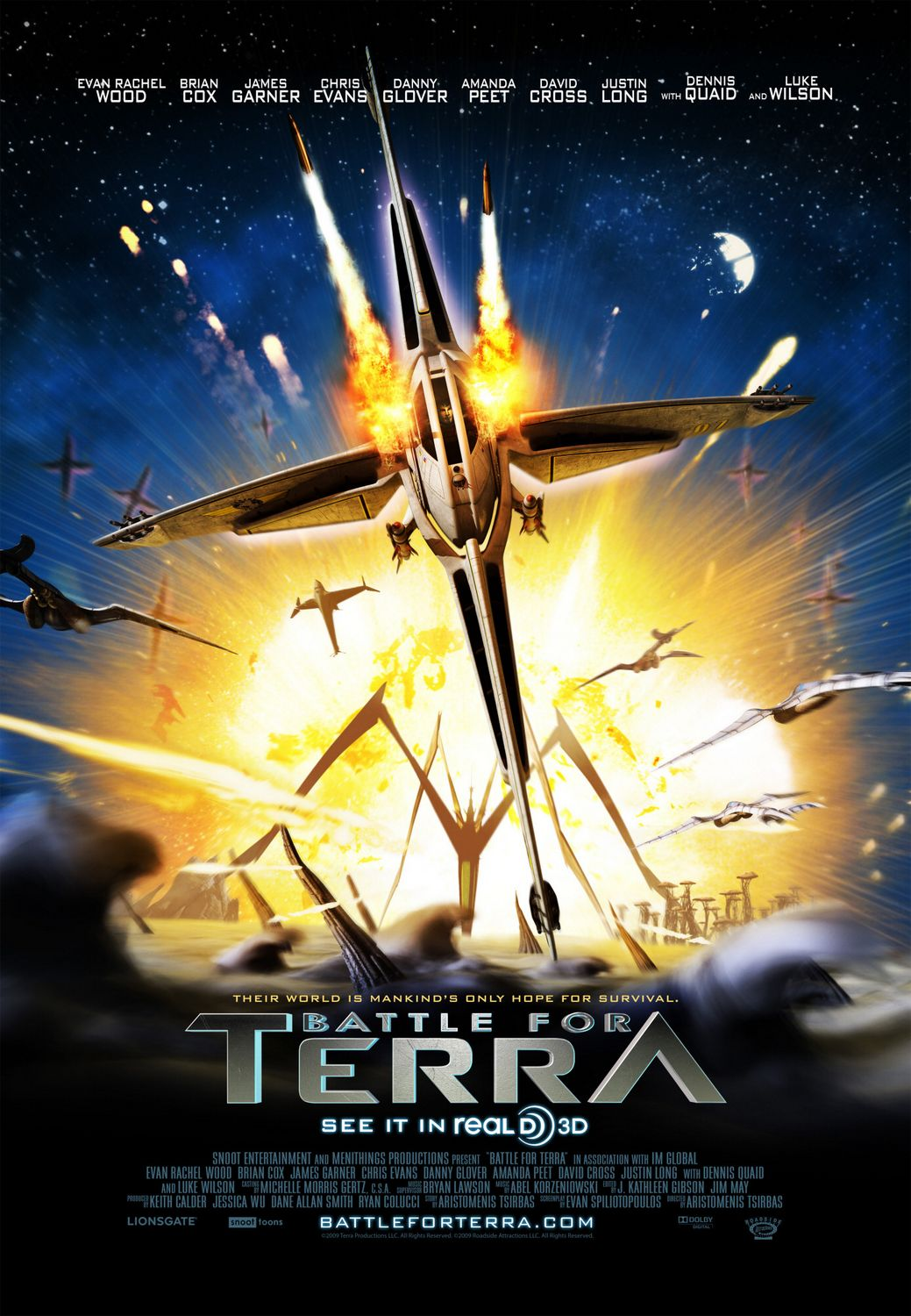 Battle for Terra (2007; animated)