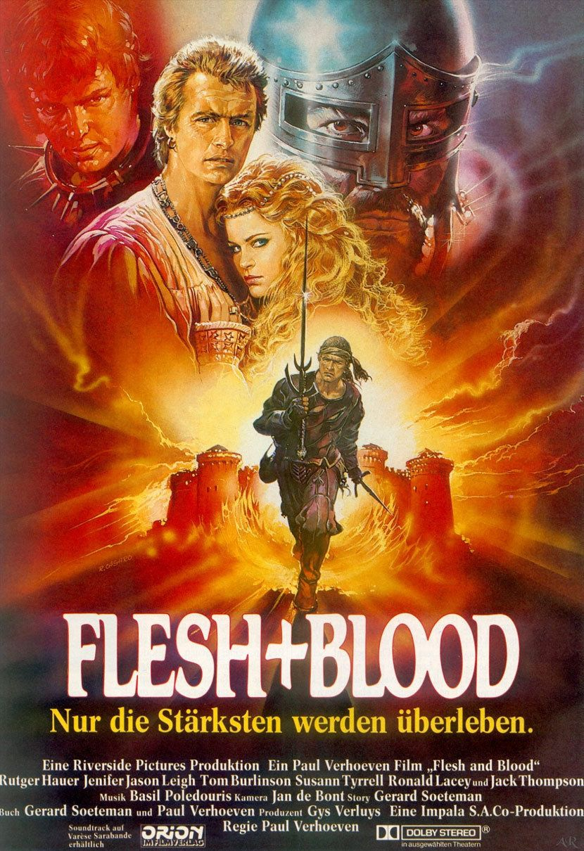 Flesh + Blood (1985)