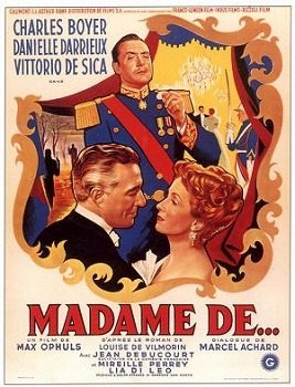 The Earrings of Madame de... (1953)