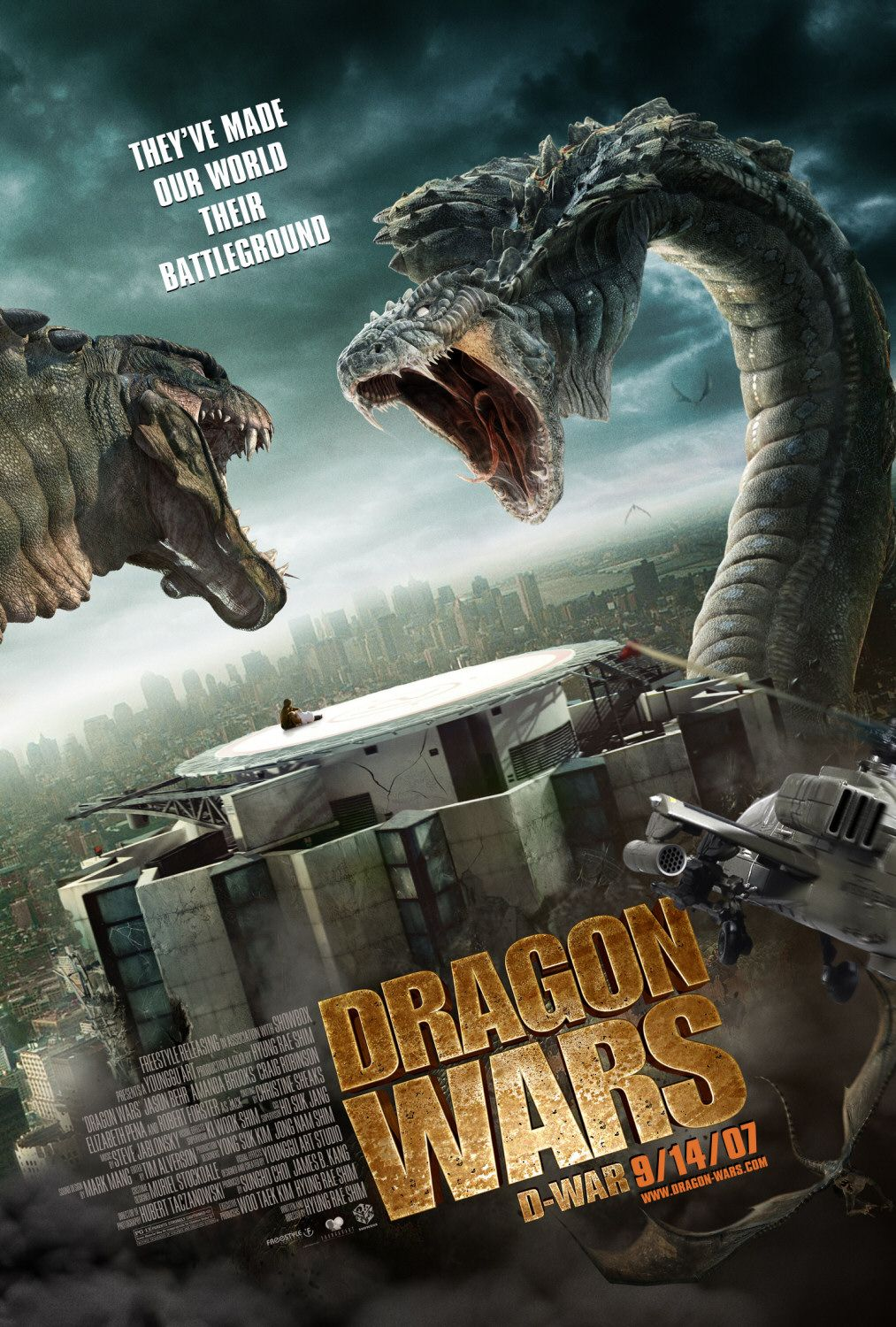 Dragon Wars (2007)
