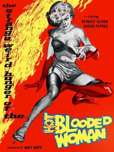 Hot Blooded Woman (1965)