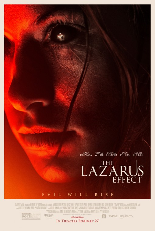 The Lazarus Effect (2015)