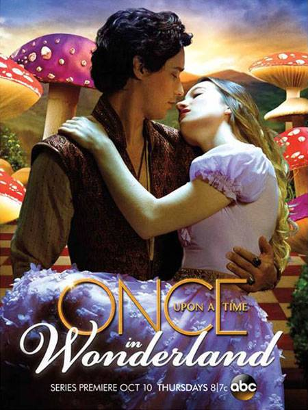Once Upon a Time in Wonderland (2013 series)