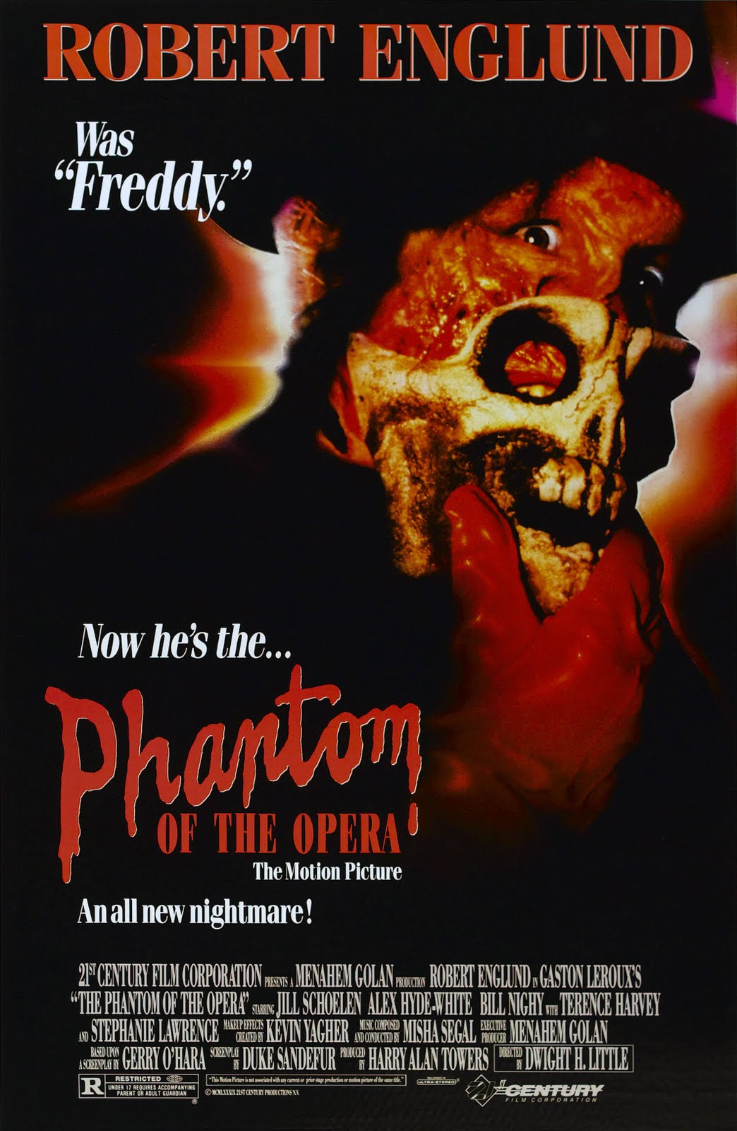 The Phantom of the Opera (1989)
