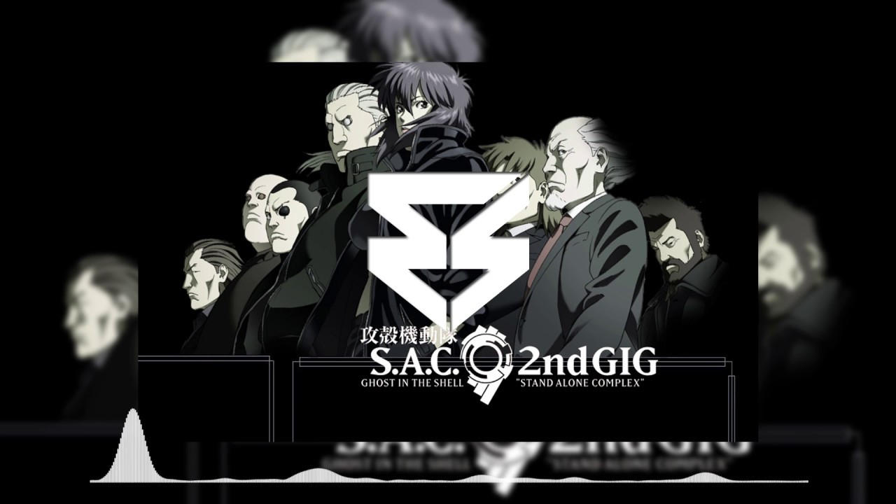 Ghost in the Shell Stand Alone Complex 2nd GIG (2004 series)