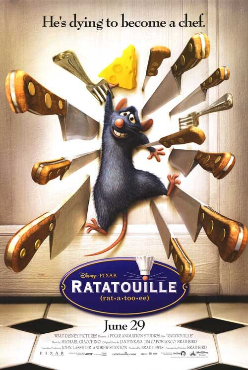Ratatouille (2007; animated)