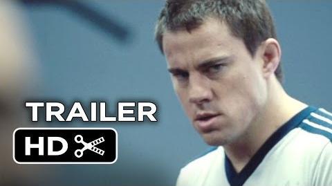 Foxcatcher Official Trailer 1 (2014) - Channing Tatum, Steve Carell Drama HD