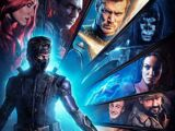 Ninjak vs the Valiant Universe (2018 series)
