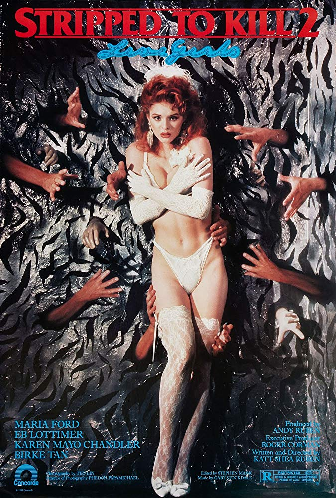 Stripped to Kill II: Live Girls (1989)