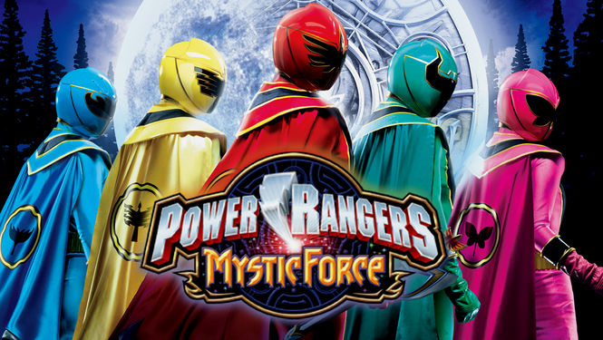 Power Rangers Mystic Force (2006 series)