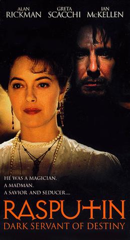 Rasputin: Dark Servant of Destiny (1996)