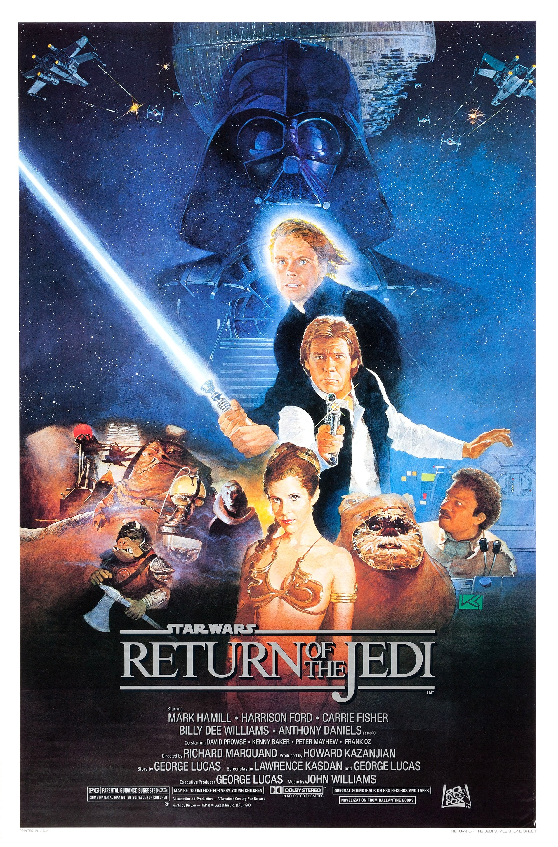 Star Wars Episode VI: Return of the Jedi (1983)