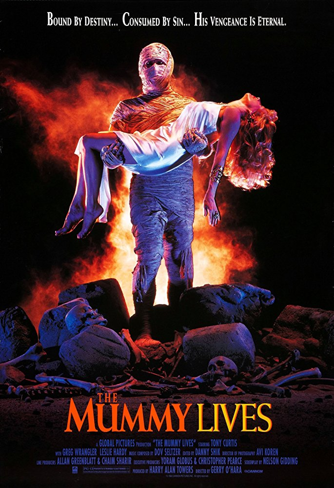 The Mummy Lives (1993)