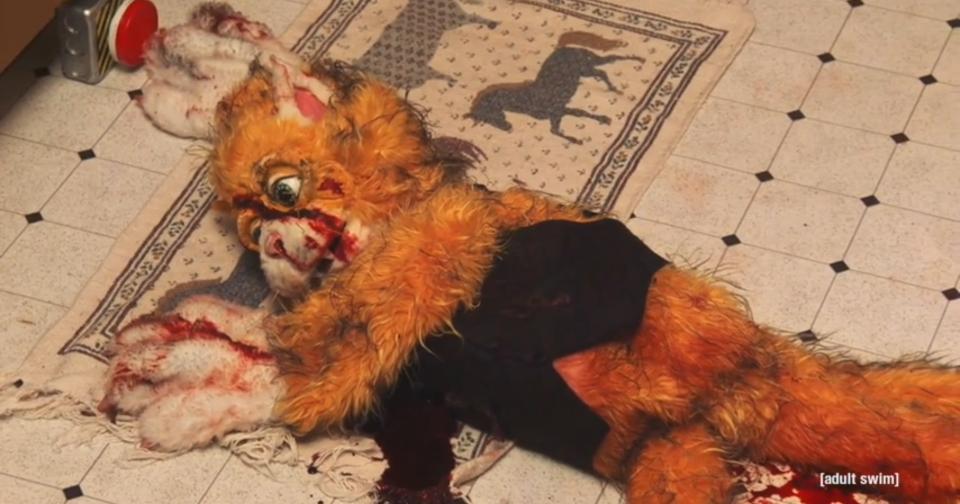 Chris Brown (puppeteer)
