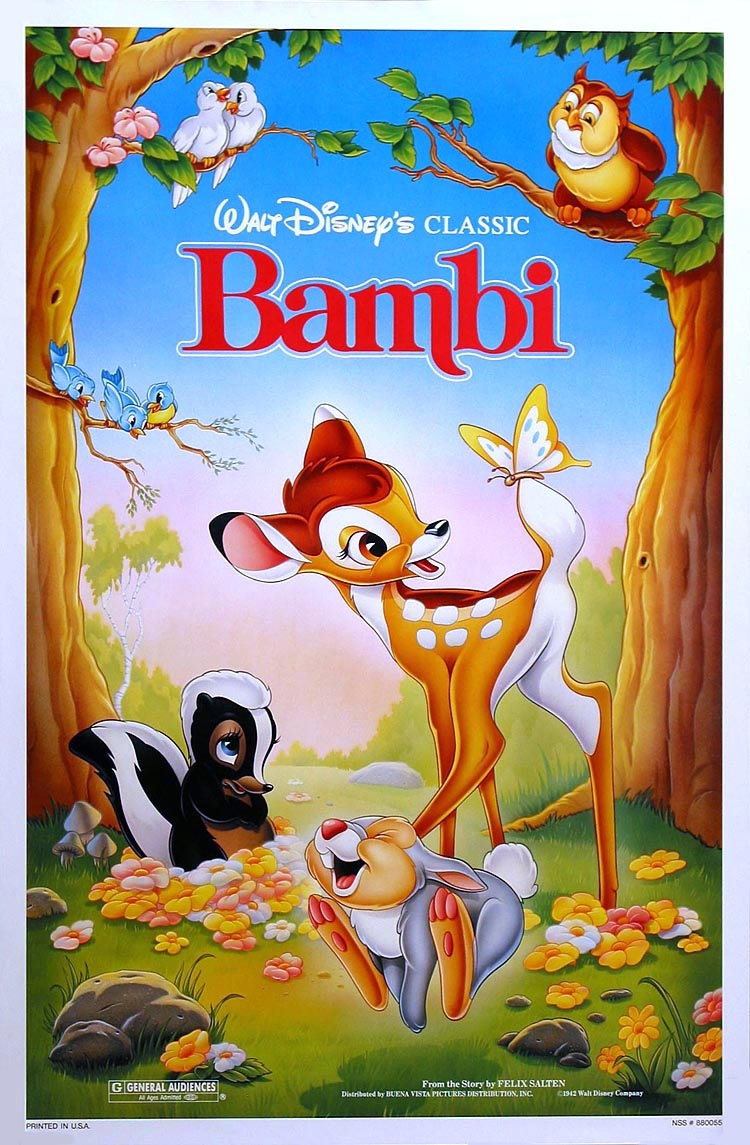Bambi (1942; animated)