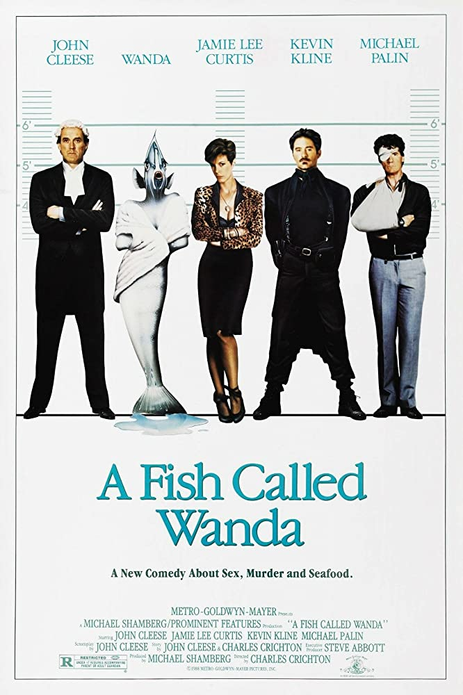 A Fish Called Wanda (1988)