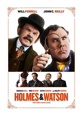 Holmes & Watson (2018)