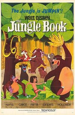 The Jungle Book (1967; animated)