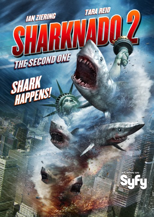 Sharknado 2: The Second One (2014 TV)