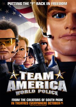 Team America: World Police (2004; animated)