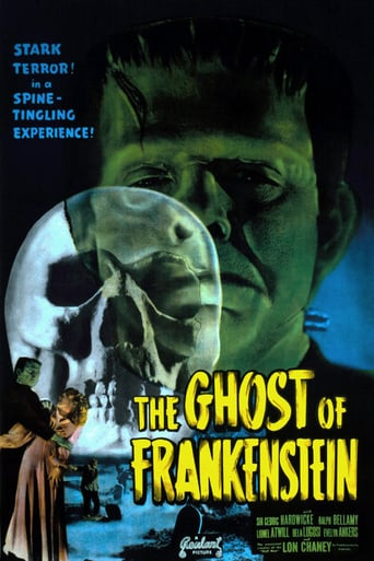 Ghost of Frankenstein (1942)