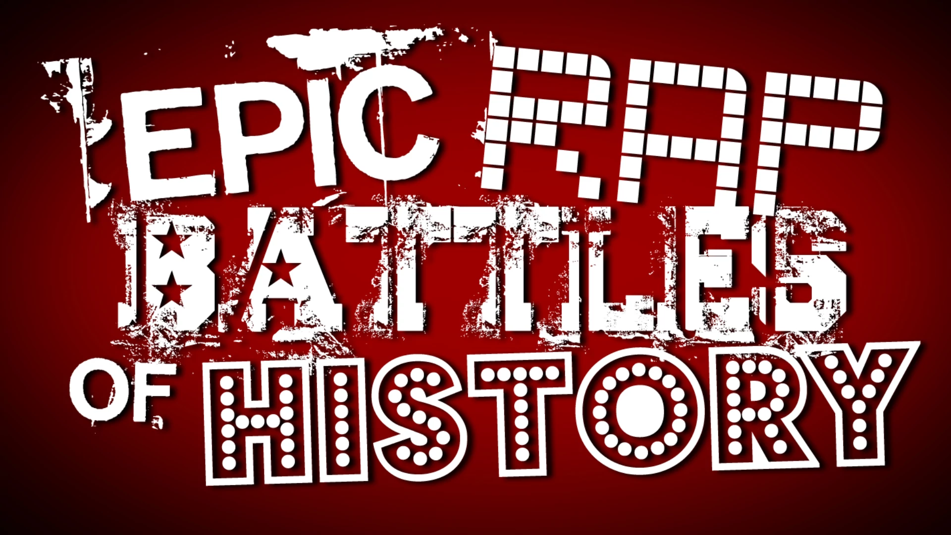 Epic Rap Battles of History (2010 Web Series)