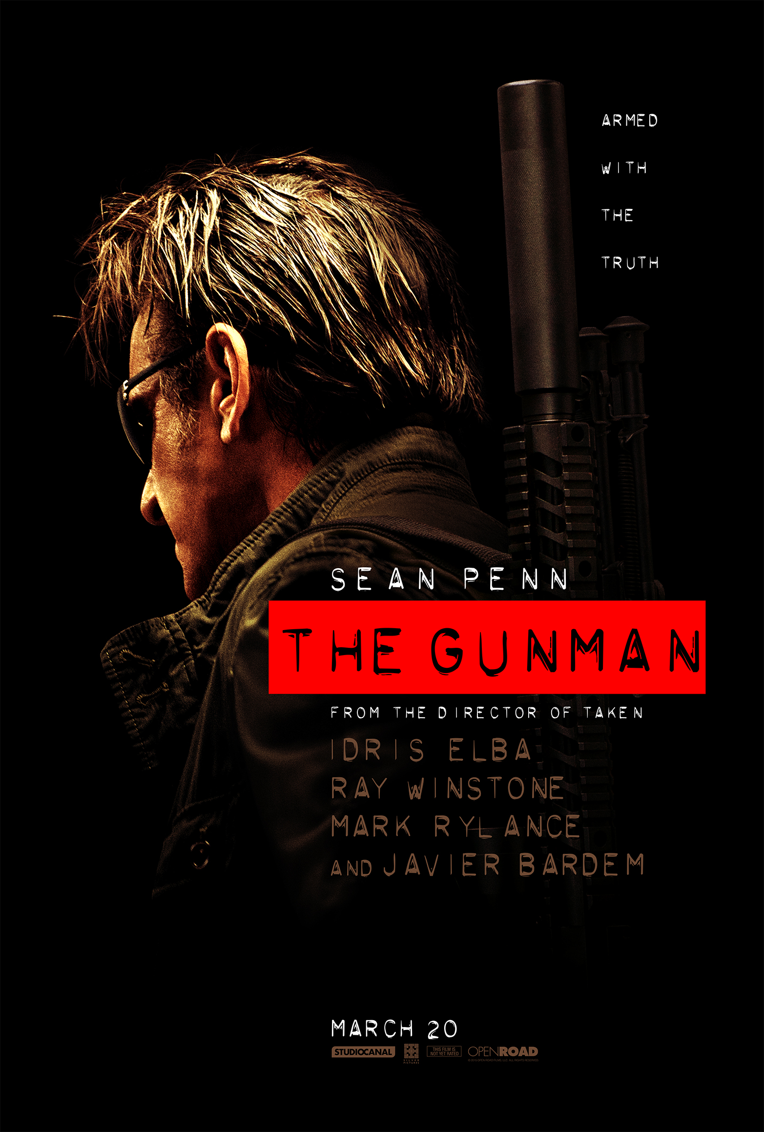 The Gunman (2015)