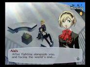 Persona 3 Protagonist Death