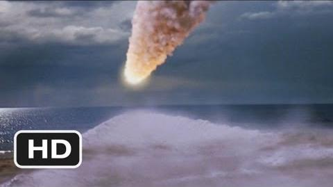 Deep Impact (8 10) Movie CLIP - The Comet Hits Earth (1998) HD
