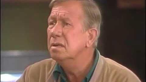 Archie's friend tells the gang how Edith died (Archie Bunker's Place)
