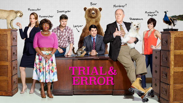 Trial and Error (2017 series)