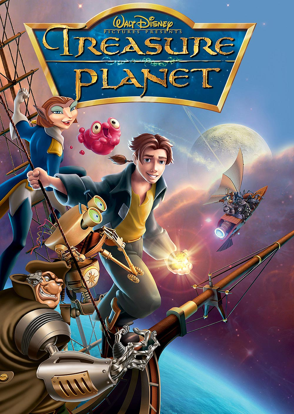 Treasure Planet (2002; animated)
