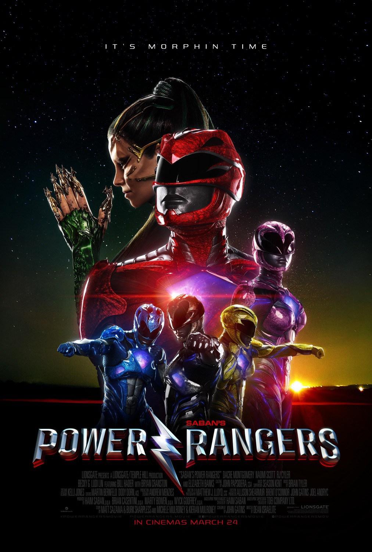Power Rangers (2017)