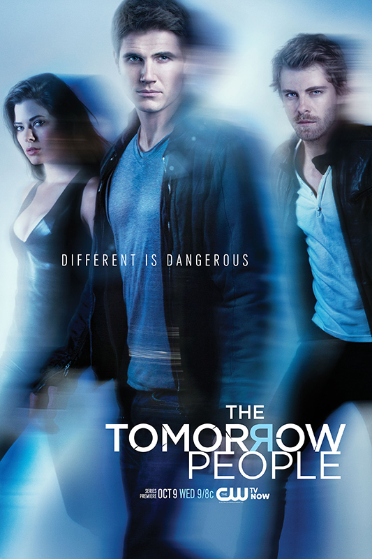 The Tomorrow People (2013 series)
